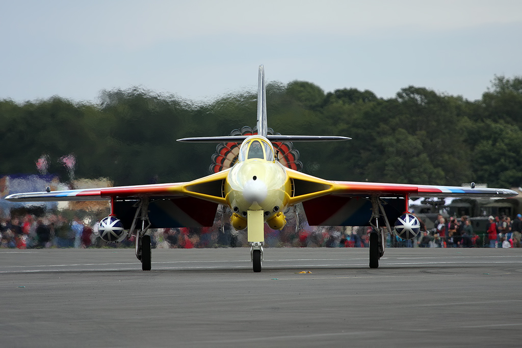 Dunsfold – Wings and Wheels with the RNHF Sea Fury